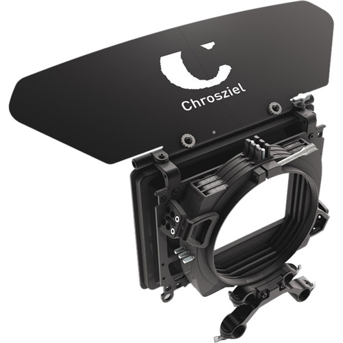 Chrosziel Cine.1 Triple-Stage 15/19 Rod-Mount Matte Box