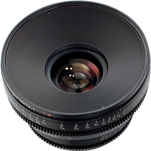 Ziess Compact Prime Cp.2 35mm/t2.1 Cine Lens